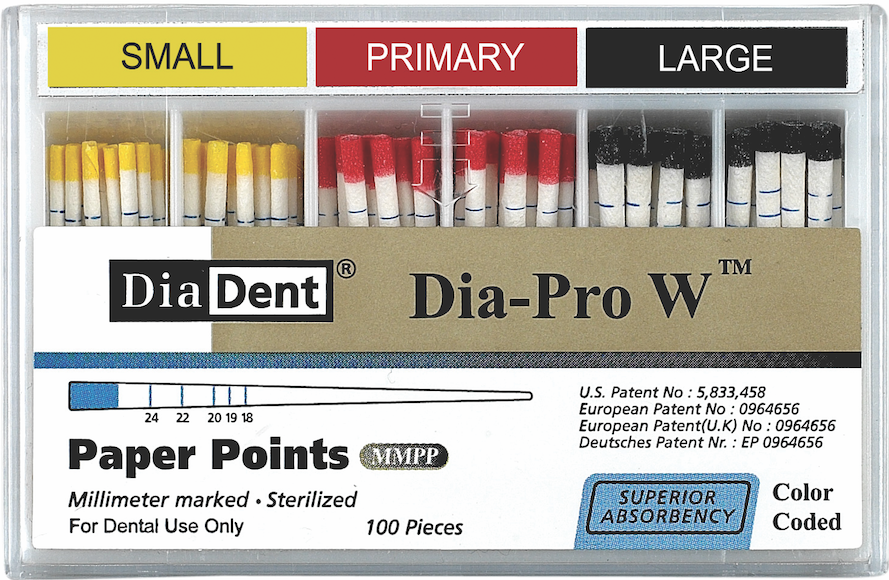 Dia-Pro W Series - Spill Proof