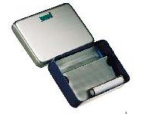 Metal Blue Autoclave Box - Holds 6 Tips
