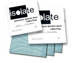isolate Latex-Free Dental Dam
